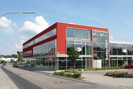 Dienstleistungsgebäude Fuggerstraße Amberg